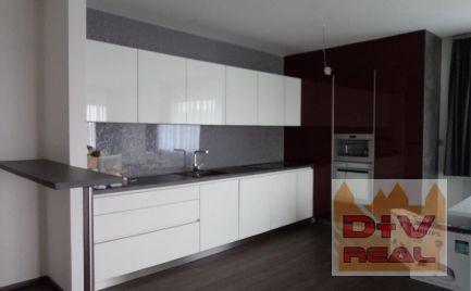 D+V real ponúka na prenájom: 4 izbový byt, Pernecká ulica, Bratislava IV, Karlova Ves, zariadený, parkovanie
