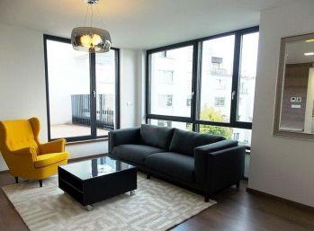 BA Dunajská - luxusný 5-izbový byt 160,93 m2 + 122,05 m2 terasy.