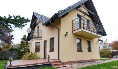 Tento krásny rodinný dom môže byť váš  !