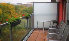 Prenájom: 4 izb. mezonet (3 samostatné spálne) s terasou na Nivách - Kulíškova ulica