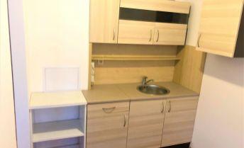 Zrekonštruovaný 1izbový byt na predaj Martin - Ľadoveň