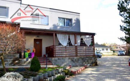 REZERVOVANÝ !!!    DMPD real Vám ponúka na predaj rodinný dom v lukratívnej časti mesta Prievidza