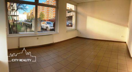 Prenájom komerčných priestorov- kancelária/obchod
