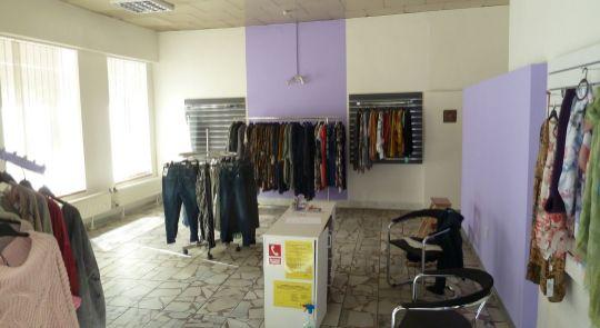 Prenájom obchodného priestoru v meste Lučenec - centrum