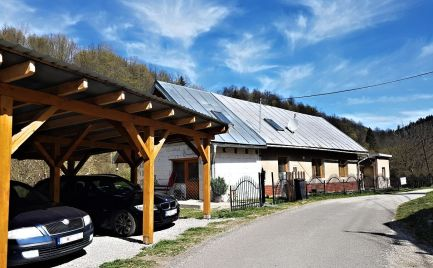 Pekný rodinný dom - ihneď obývateľný - Nízke Tatry