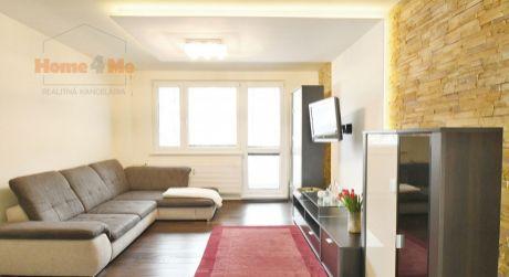 PREDAJ 4 izbového bytu s Lodžiou, Bajzova, Ružinov
