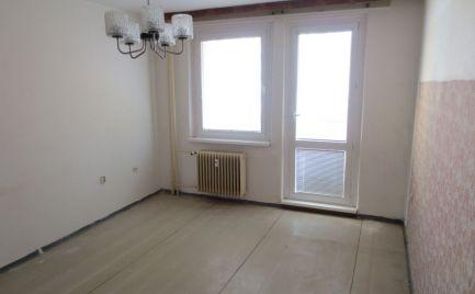 2-izb. byt s balkónom, NMn/V - REZERVOVANÉ