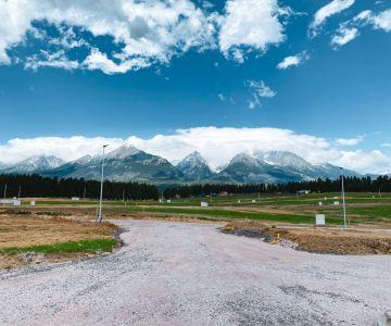 Pozemok na predaj priamo pod Vysokými Tatrami