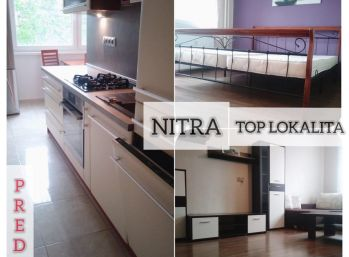 Predaj pekného 3.izb bytu v Nitre na Chrenovej v blízkosti mesta