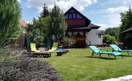 Rodinný dom s bazénom na predaj v Kľučiarových Kračanoch