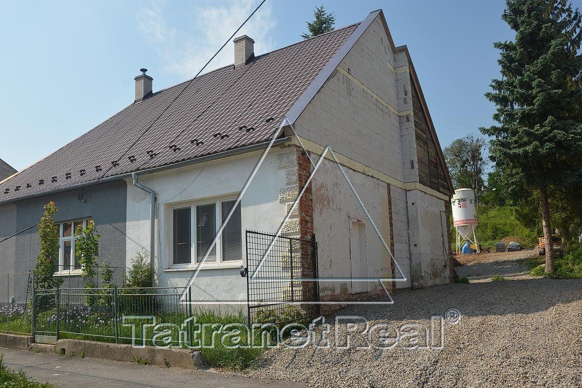 Rodinný dom-Predaj-Humenné-1.00 €