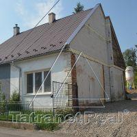 Rodinný dom, Humenné, 3500 m², Čiastočná rekonštrukcia