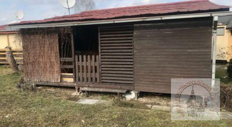 Rekreačná chata na Zemplínskej šírave, oblasť Prímestská, okr. Michalovce (25/20)