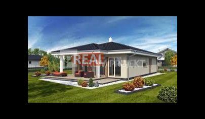 REALFINN PREDAJ - novostavba 4 izbového rodinného domu Andovce, VIDEO