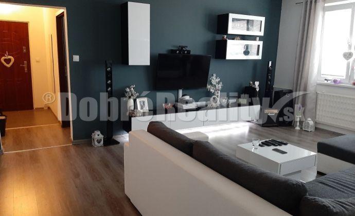 EXKLUZIVNE !..moderný 2 izbový byt v Šuranoch