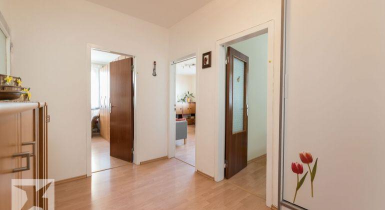 Predaj 3 izb. bytu snepriechodnými izbami vblízkosti Draždiaku.