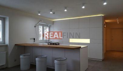 REALFINN - Prenájom 3 izb. tehlový byt  -  kompletne zrekonštruovaný