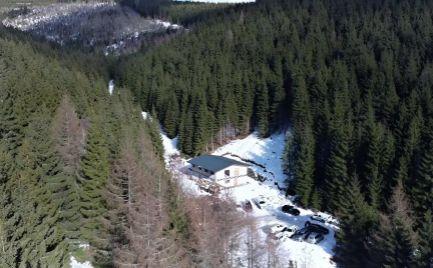 Horská Chata ŠUMIAC na predaj - Nízke Tatry - Horehronie