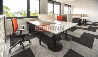 REALFINN - prenájom kancelárskych priestorov v polyfunkčnej budove