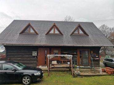 Predaj drevenice v obci Dlhé Pole, 1217 m2, Cena:  98.000 €