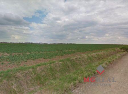 Poľnohospodárska pôda 1,1 ha Báb