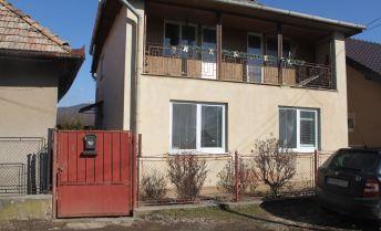 Predaj 4-izbový rodinný dom v Štítniku, okr.Rožňava