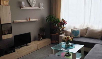 Na predaj slnečný 2 izbový byt vo Vrakuni