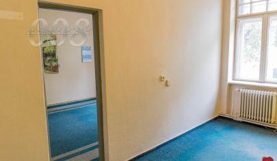 Dve kancelárie (17 m2, 28 m2) centrum Sp. Nová Ves