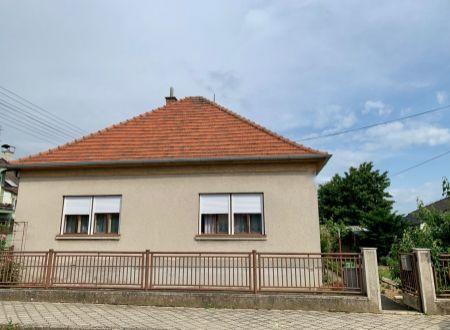 Rodinný dom Krušovce - zachovalý