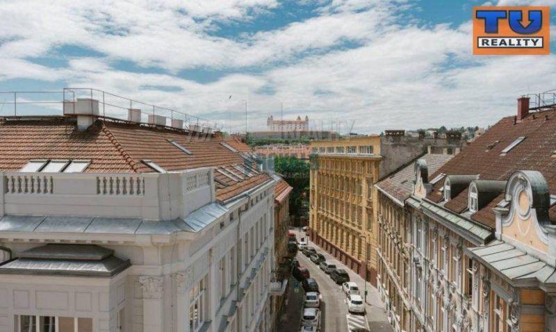 3-izbový byt-Predaj-Bratislava - mestská časť Staré Mesto-298000.00 €