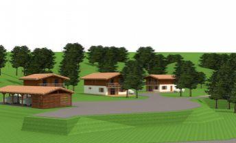 PREDAJ: Komplex pozemkov Kamenistá (Sv. Ján) - silný investičný zámer s vlastnou značkou, 24 842 m2,  obec Valaská, okres Brezno