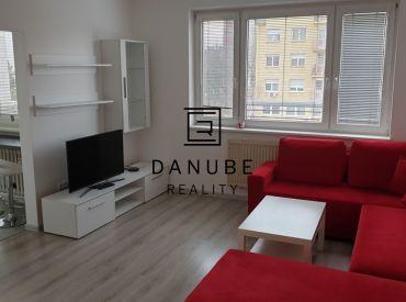 Prenájom 2-izbový byt  v Bratislave-Ružinov na Ondavskej ulici.