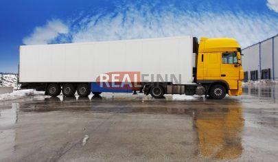 REALFINN  NOVÉ ZÁMKY -  Spevnené plochy na prenájom vhodné na parkovisko pre kamióny