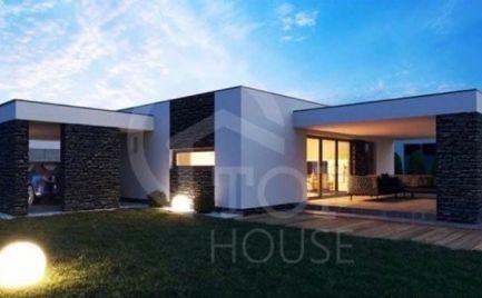 PREDAJ – 4 izbový luxusný rekreačný dom, novostavba Studienka – EXPISreal