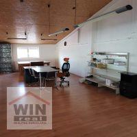Kancelárie, Zvolen, 64 m², Čiastočná rekonštrukcia