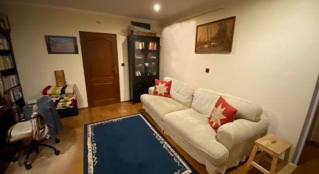 Na predaj 2-izbový podkrovný byt s balkónom v Necpaloch