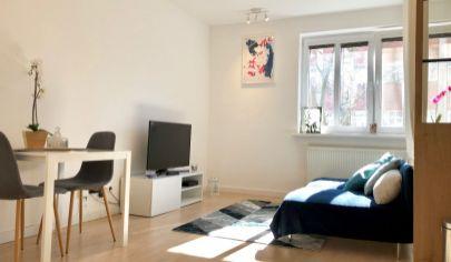 PRENÁJOM 1 izbový útulný byt pri obchodnom dome CENTRÁL