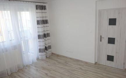 NOVÁ REKONŠTRUKCIA: Tehlový 1-izbový byt 34 m2 + balkón na Piaristickej ul. v Trenčíne