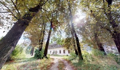 Unikátny Kaštieľ na podnikanie alebo bývanie v Pečovskej Novej Vsi