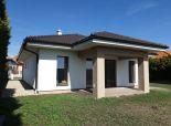 Predaj 4 izb. novostavby bungalovu na 5,83á pozemku v Hornej Potôni