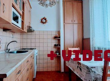 Predané. VIP VIDEO. Byt 2+1 51 m2, tehla, čiastočne prerobený - Sliač