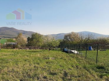 Na predaj rekreačný pozemok - záhrada 820m2, Soblahov