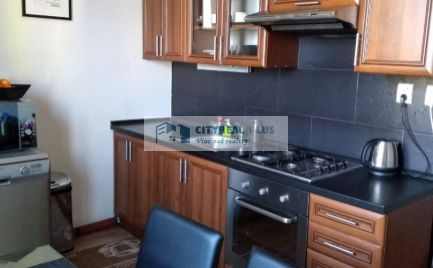 REZERVOVANE EXKLUZÍVNE Predáme veľký ZARIADENÝ 3 izbový byt blízko stanice Nové Zámky