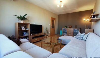 Útuľný klimatizovaný byt s pekným výhľadom na okolie
