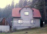 Chalupa – rodinný dom na Kysuciach s veľkým pozemkom