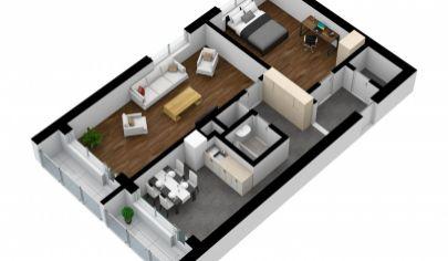 NA PREDAJ VEĽKÝ  3 izb. byt  s 2 loggiami vo výbornej lokalite BA - LAMAČ