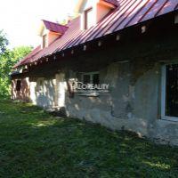 Rodinný dom, Banská Štiavnica, 160 m², Čiastočná rekonštrukcia