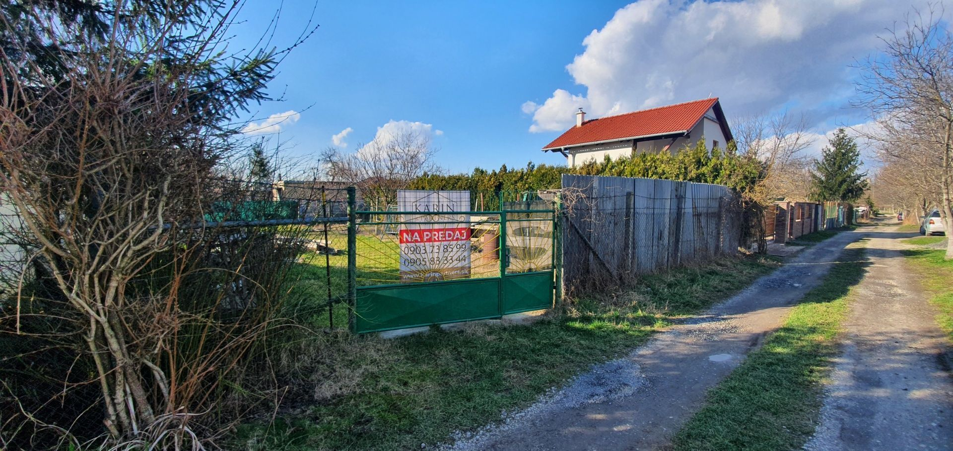Záhrada-Predaj-Bernolákovo-39900.00 €