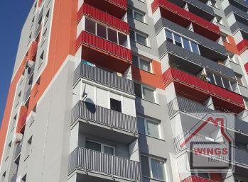 Prenájom čiastočne zariadený 2 izbový byt Sereď Cukrovarská ul.