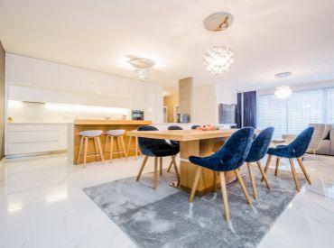 3i BYT– BA I: 173m2 veľkometrážny, luxusný strešný byt s nadštandardným vybavením a obrovskou terasou.